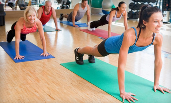 Fit Behavior - Rocky Hill: 10 Group Fitness Classes or Four Weeks of Unlimited Small-Group Training Sessions at Fit Behavior in Rocky Hill