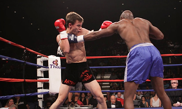 Tapout Training Center - Paradise: $30 for 10 Boxing, Mixed-Martial-Arts, and Fitness-Training Classes at Tapout Training Center ($200 Value)