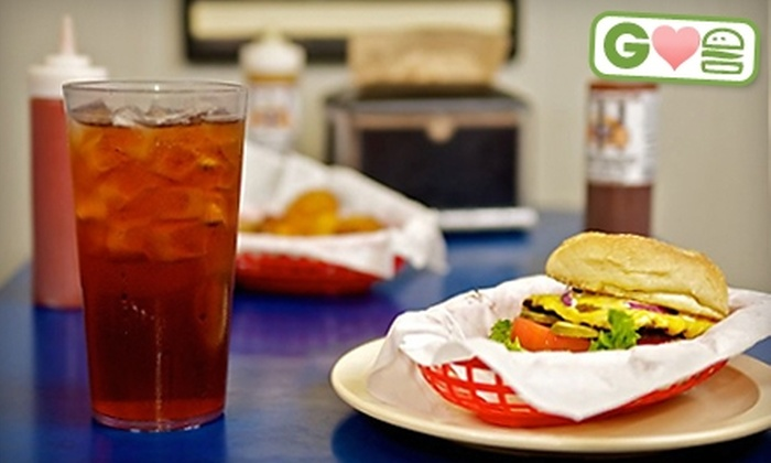 Big House Burger Joint - Conway: $5 for $10 Worth of Breakfast and Lunch Fare at Big House Burger Joint in Conway
