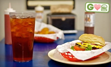 Big House Burger Joint: $10 Groupon for Breakfast or Lunch - Big House Burger Joint in Conway