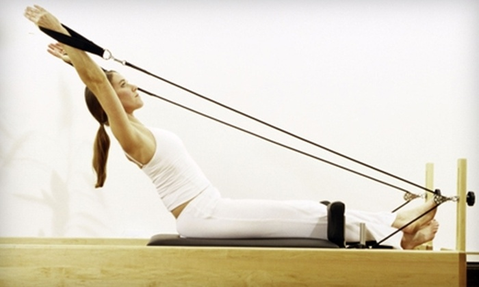 Fit First Pilates - Corte Madera: $100 for Five Pilates Classes at Fit First Pilates in Corte Madera ($200 Value)