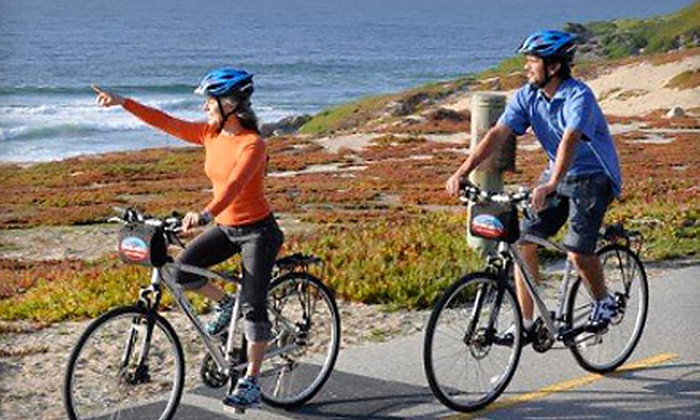 Blazing Saddles - Monterey: $18 for Full-Day Bike Rental at Blazing Saddles in Monterey (Up to $36 Value)