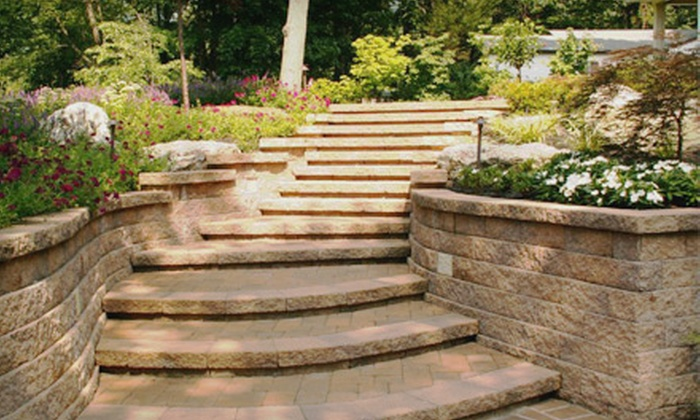 One Guy and a Machine - Kernersville: $69 for $150 Worth of Landscape and Hardscape Services from One Guy and a Machine