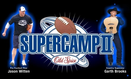 Old Spice SuperCamp II on Saturday, Feb. 5 from 10:00 AM to 12:30 PM at Dragon Stadium: 1 Spectator Ticket - Old Spice SuperCamp II in Southlake