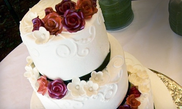 The Cake Company - Canyon: $10 for $20 Worth of Desserts and Baked Goods at The Cake Company in Canyon