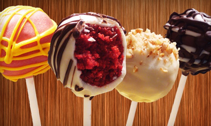 CakePop Delicacies: $15 for a Box of One Dozen Cakepops from CakePop Delicacies ($30 Value)