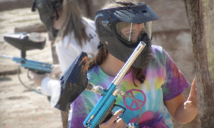 Wild Planet Paintball  - Casa Grande: $15 for a Day or Evening Paintball Outing at Wild Planet Paintball in Casa Grande ($35 Value)