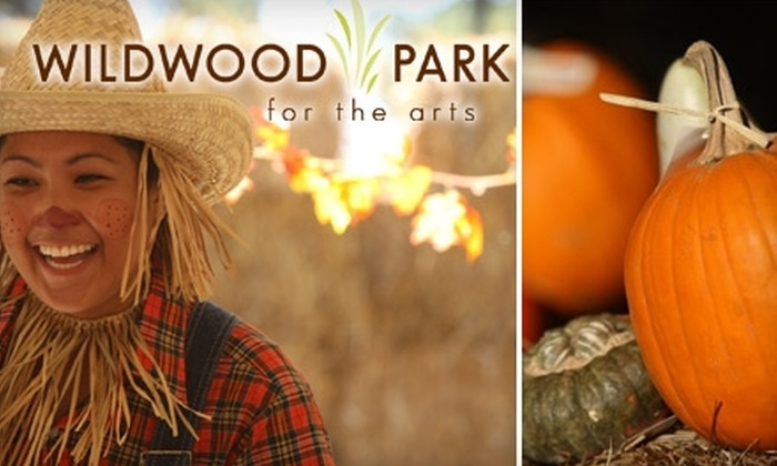 HARVEST! Festival at Wildwood Park - Little Rock: $10 for Two Tickets to the Harvest! Festival in Wildwood Park on Oct. 16–17 (Up to $20 Value)