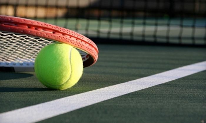 Westboro Tennis & Swim Club - Westborough: $59 for a Private Tennis Lesson or $79 for a Group Tennis Lesson at Westboro Tennis & Swim Club