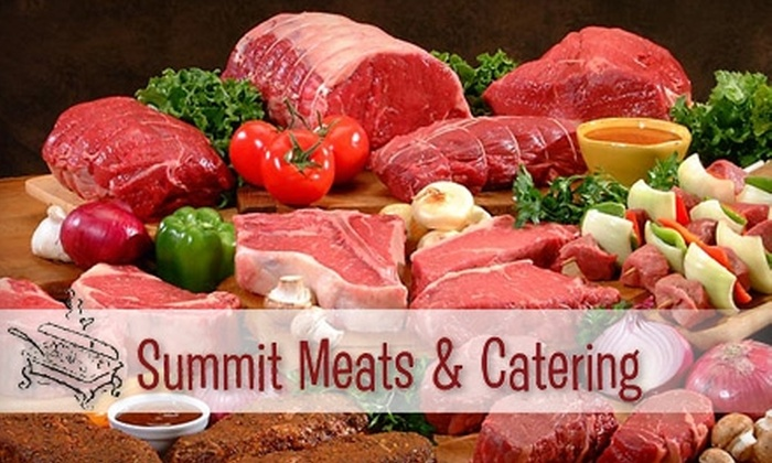 Summit Meats & Catering - Cherry Grove: $10 for $20 Worth of Premium Meats and More at Summit Meats & Catering