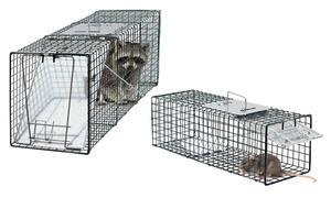 Humane Pest and Rodent Live Trap