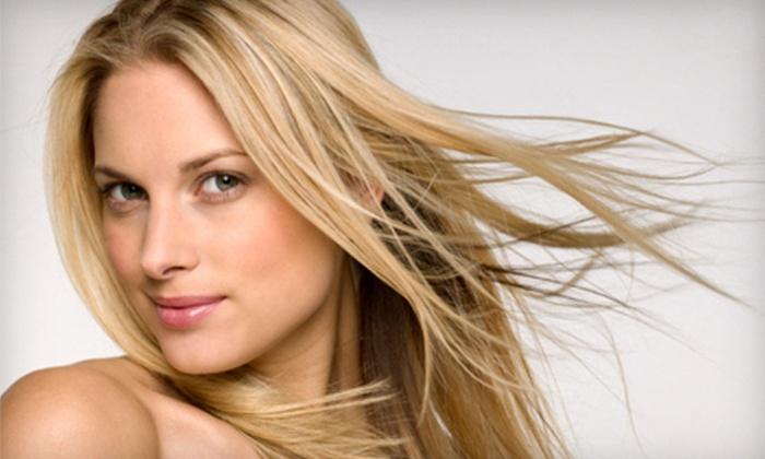 Jasmine Salon - Alum Rock: One or Two Brazilian Blowouts at Jasmine Salon (Up to 64% Off)