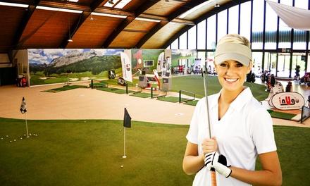 3 Stunden Indoorgolf inkl. 100 Leihbällen bei Jordan Golf Cologne ab 19,90 € (bis zu 68% sparen*)
