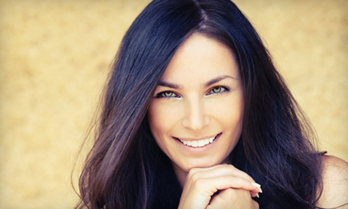 Stephanie Wood at Natural Concepts Salon & Day Spa - Greenwood: Cut and Conditioning Treatments with Stephanie Wood at Natural Concepts Salon & Day Spa (Up to 75% Off)