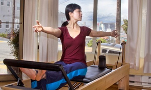 Pilates Springboard Classes Or Private Sessions At Centered Body Pilates (up To 43% Off). Five Options Available.