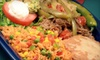 Half Off at Los Reyes Mexican Grill