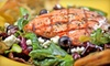 50% Off Entrees at EZ's Brick Oven & Grill