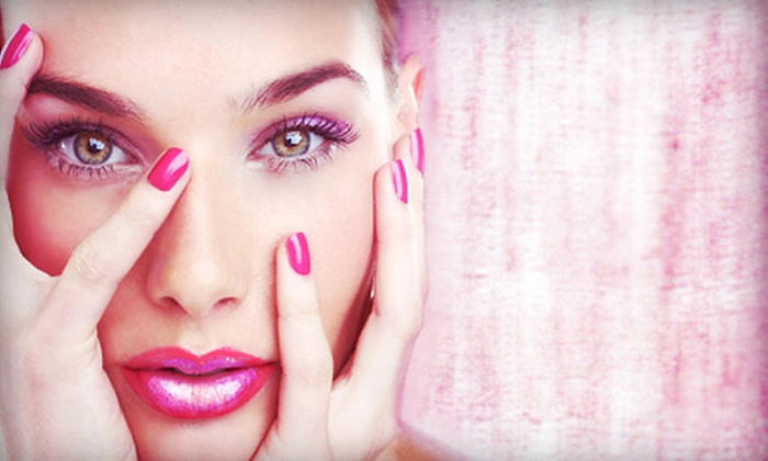 Beauty Anatomy Institute of Cosmetology and Wellness - Pompano Beach: One or Three 25-Minute OPI Gel Manicures at Beauty Anatomy Institute of Cosmetology and Wellness (Up to 67% Off)