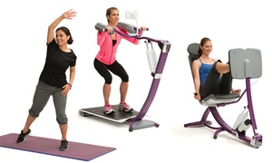 Curves of Vero Beach: $19 for Five 30-Minute Classes at Curves of Vero Beach ($60 Value)