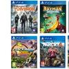 Videogiochi Ubisoft per PS4
