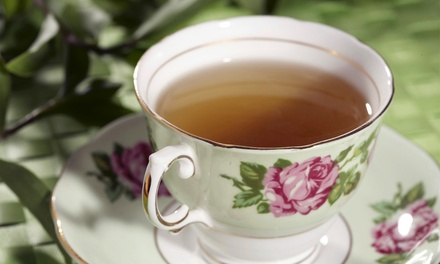 $26 for a Tea Time Luncheon at A Cup of Tea ($51.90 Value)