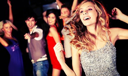 Nightclub Tour with Open-Bar Limo Party-Bus Transportation for One or Two (Up to 62% Off)