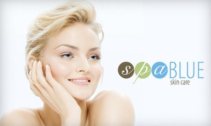 SpaBlue - Spokane: $40 for $80 Worth of Spa Services at SpaBlue