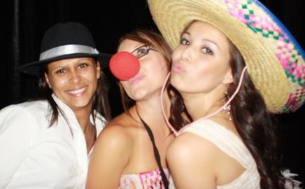 Paparazzo Booth: 2-Hour Photo Booth Rental Package - Paparazzo Booth in