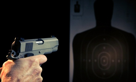 Shooting-Range Package for 2 (an $84 value) - Frontier Firearms in Kingston