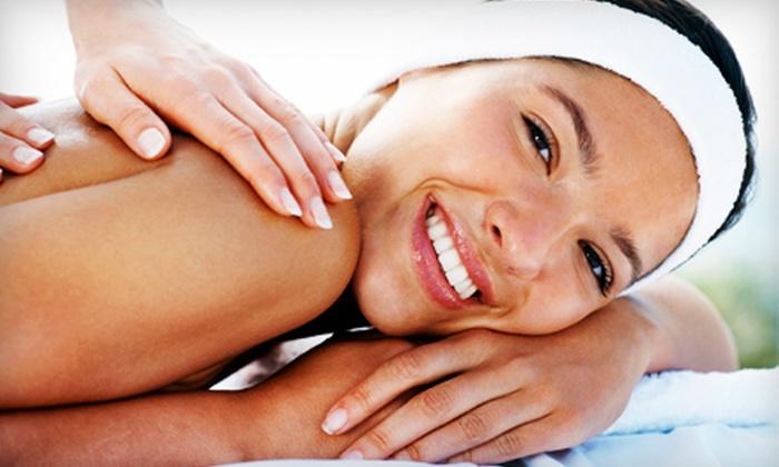 Epiphany Day Spa & Salon - Hempstead: Massage or Facial at Epiphany Day Spa & Salon in Hempstead