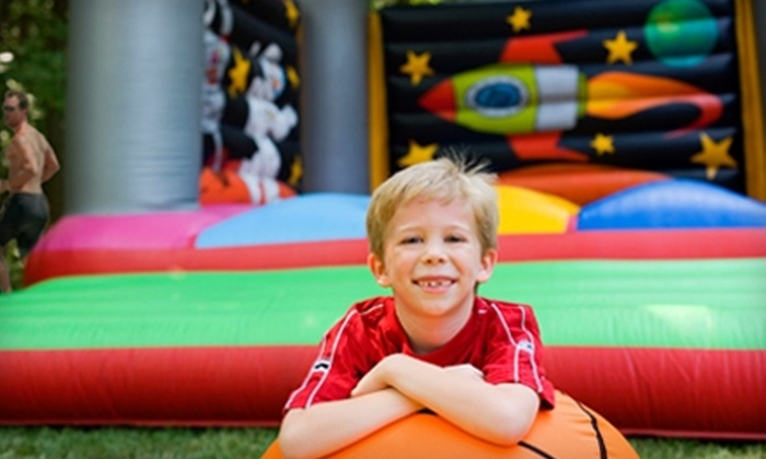 FunInfl8 - Louisville: $80 for a One-Day Inflatable Bounce Rental from FunInfl8 ($160 value)