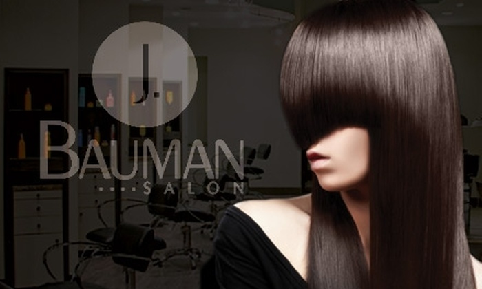 J. Bauman Salon - Colonialtown North: $25 for a Wash, Cut, and Blow-Dry at J. Bauman Salon