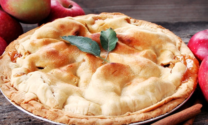 Rose Cottage & Gardens - Spartanburg: $48 for Pie-Making Class with Complimentary Glasses of Wine for Two at Rose Cottage & Gardens in Spartanburg ($96.12 Value)