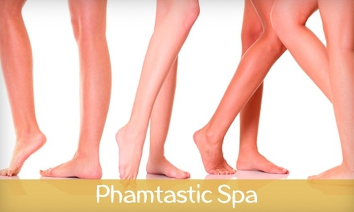 Phamtastic Spa - Downtown: $25 for $50 Worth of Waxing Services at Phamtastic Spa