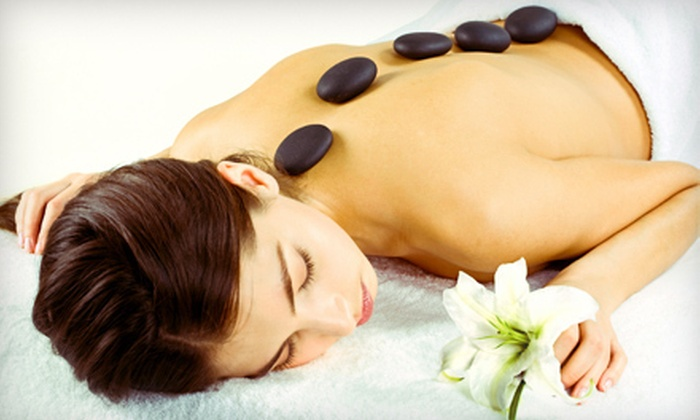 Sherrie Huckleberry LMT - Southeast Eugene: $35 for a 60-Minute Aromatherapy or Hot-Stone Massage or Breema Body Work from Sherrie Huckleberry LMT ($70 Value)