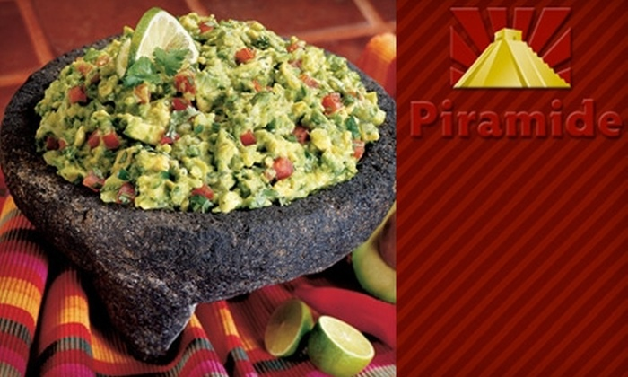 Piramide - Park Slope: $20 for $40 Worth of Mexican Cuisine at Piramide