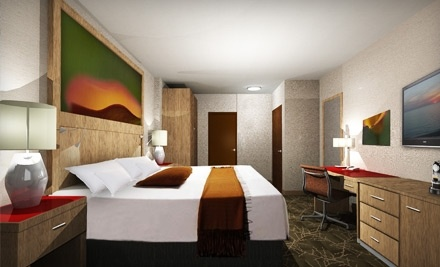 The Hotel at River Rock  (up to a $284 total value) - The Hotel at River Rock in Richmond