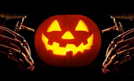 Good for 1 Ticket ($20 Value) - CornStalkers Haunted Cornfield and Forest in Hinckley
