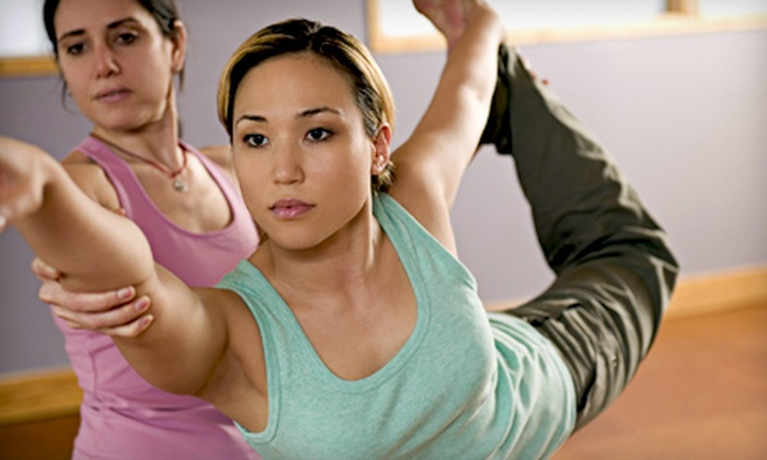 Noxcuses Fitness - Midtown: 12 or 24 Yoga or Pilates Classes at Noxcuses Fitness in Palo Alto (97% Off)