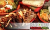 Sabores Mexican Grill - Santa Ana: $10 for $20 Worth of Mexican Fare and Drink at Sabores Mexican Grill