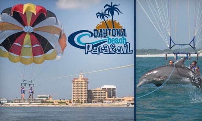 Daytona Beach Parasail, Inc. - Pons Grant: $50 for 2,000-Foot Parasail Ride with Daytona Beach Parasail, Inc. ($100 Value)