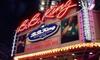 Cinco con Cinco: A Comedy Revolution  - B.B. Kings Club and Grill: $17 to See Cinco con Cinco: A Comedy Revolution at B.B. King Blues Club & Grill on May 5 (Up to $35 Value)