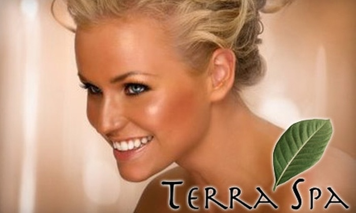 Terra Spa - Boston: $50 for $125 Worth of Services at Terra Spa