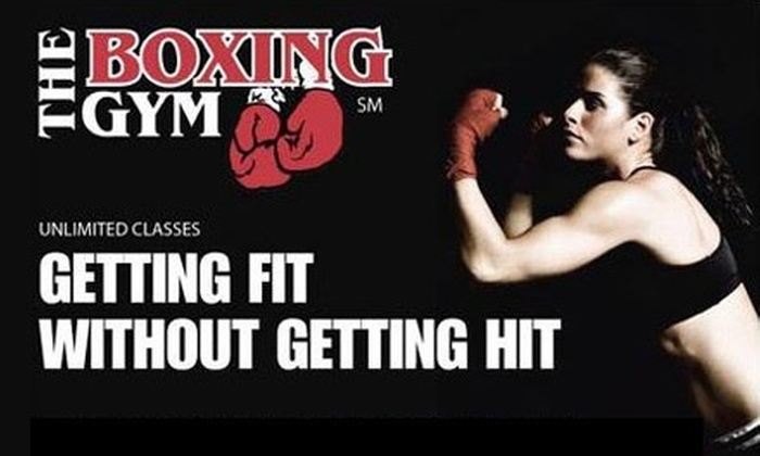 The Boxing Gym - St Louis: $35 for a Two-Month Membership at The Boxing Gym