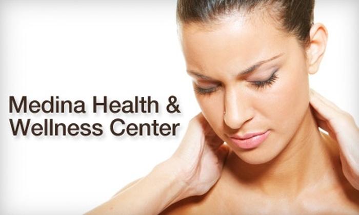 Medina Health & Wellness Center - Medina: $39 for a Consultation, Exam, X-ray, and 60-Minute Massage at Medina Health & Wellness Center (Up to $485 Value)