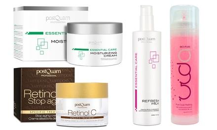 Paga 5 € por un descuento de hasta el 80% en productos de Postquam Cosmetic