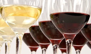 30th Annual Prescott Fine Arts & Wine Festival: Festival Entry for Two plus Bottle of Wine at Prescott Fine Arts & Wine Festival (43% Off). Two Dates Available.