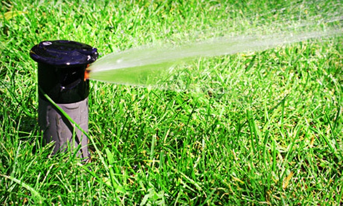 Designscapes - Designscapes: $19 for Lawn Sprinkler Compliance Service from Designscapes ($65 Value)