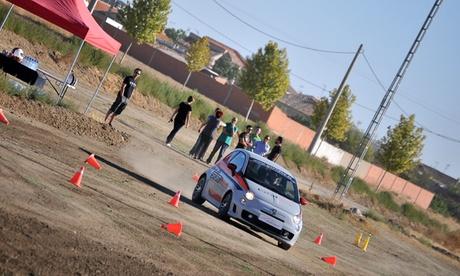 Rally Experience para 1 con 1, 2 o 3 vueltas en circuito con Mitsubishi EVO VII y Abarth 500 desde 49 € en Sportdrive Oferta en Groupon