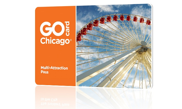 Smart Destinations: Two-Day All-Inclusive Go Chicago Card Including Free Admission to 20+ Popular Chicago Attractions